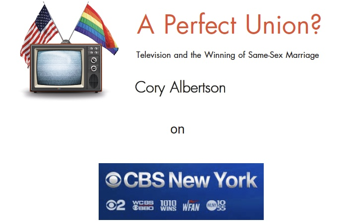 Interview: Weekends with Bob Salter / CBS New York